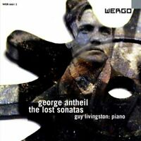 LIVINGSTON - ANTHEIL:THE LOST SONATAS [CD]