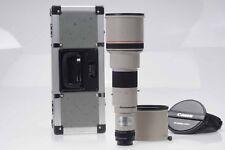 Canon FD 500mm F4.5 L Lens 500/4.5L                                         #825
