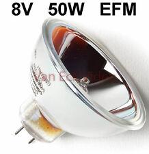 Sylvania Halogen Lamp Cold Mirror 8V / 50W MR16 64 607 GZ6.35 ( EFM )
