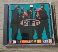 Riff - To Whom It May Concern (CD, 1993) DISC is mint