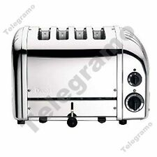 Buy restaurant toasters ebay dualit 4 sliceslot classic vario aws toaster 40378 polished stainless steel new swarovskicordoba Image collections