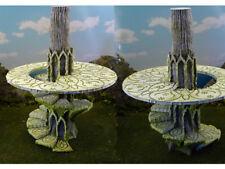 Big Elven Treehouse 204x204x260mm 40k Legion Terrain Scenery Tabletop Miniatures