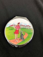 Personalized Expression Golf Compact Mirror