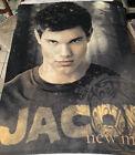 Twilight Saga new moon & Breaking Dawn Jacob throw blankets (2) *read*