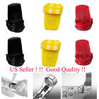 6 PCS Red/Black/Yellow Rubber Accu Wedge 223 US Seller