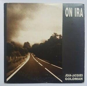 GOLDMAN ♦ CD PROMO ♦ ON IRA