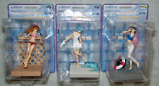 New Evangelion Sea Firefly Collection Figure Complete Set: Rei, Asuka, Misato