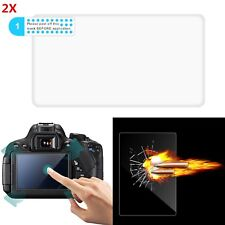 2X9H Hardness Camera Tempered Glass Screen Protect For Sony A7M3 A7R3 a7RIII A73
