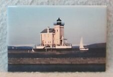 Roundout II Lighthouse Magnet, Hudson River Maritime Museum Kingston New York