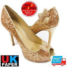 Zapato De Arco Clips Decoración Diamante Cristal Perla Oro Blanco Encanto nupcial Hebilla