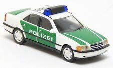 Herpa - MB Mercedes Benz W202 C 220 C-Klasse Polizei Stuttgart - 1:87 H0