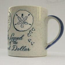 The Legend of the Sand Dollar Coffee Tea Mug Cup Ceramic Christian Inspirational