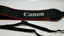 Canon EOS DSLR Camera Strap Black Red (S0728-BP)