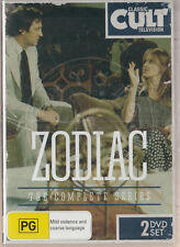 ZODIAC Complete Series * NEW / SEALED * 2-DVD Set Region 4