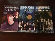 roswell shades-pursuit-a new beginning books