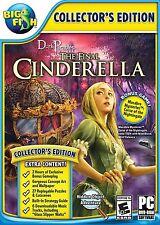 Dark Parables The Final Cinderella C.E PC Games Windows 10 8 7 XP Computer NEW