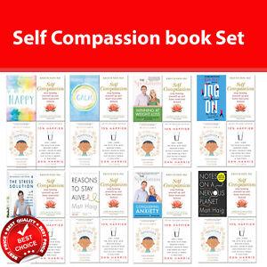 Self Compassion books Set The Boy The Mole The Fox and The Horse, Happy, Calm