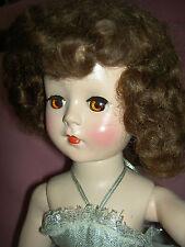 Lovely, Nancy Ann Style Show c1950, hard plastic doll (or Mary Hoyer, Gigi)