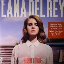 DEL REY, Lana - Born To Die - Vinyl (LP)