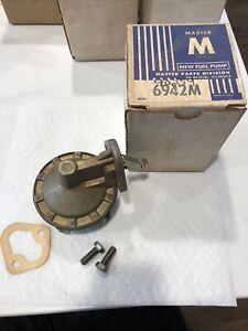 NOS Master 40254 Fuel Pump 1965-66 Studebaker 283 64-66 Chevelle 283 2BBL