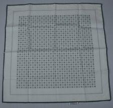 "Brunello Cucinelli Mens Handkerchief Hand Rolled Pocket Square 15""X15"" New"