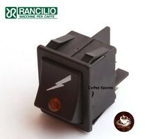 Rancilio Silvia Main Switch ON / OFF SWITCH -Genuine for all models