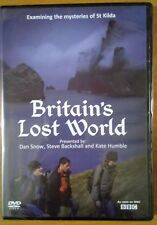 Britain's Lost World - Story Of St. Kilda (DVD, 2010) NEW Free Postage