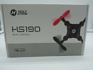 Holy Stone HS190 Mini RC Quadcopter Pocket Drone