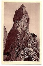Roßsteinnadel, Kletterer, Alpinismus, Kreuth, Bad Wiessee, ca. 1920