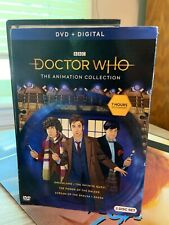 Doctor Who: The Animation Collection (Dvd,2 Disc,2019)Authentic Release