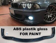 BMW 5 E39 M5 2000-2004 Front Bumper Moulding With Parking Sensor Holes L H PDC