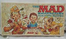 Vintage Brand New Sealed The MAD Magazine Board Game Parker Brothers 1979