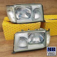 BOSCH Mercedes Benz W124 PAIR headlight + blinker E220 E400 E420 E320 E250 E300