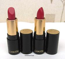 Lancome L`absolue Rouge Cream (368)Red  X 2 - Mini Size - UK FREEPOST