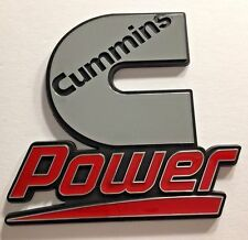 Cummins Power Decal.Kenworth,Western star,Mack,Freightliner,Ute,Truck,Bus,B&S