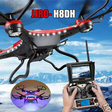 JJRC H8DH 2.4G 6-Axis Gyro 5.8G FPV RC Quadcopter Drone HD Camera With Monitor