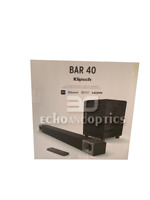 Klipsch BAR 40 2.1 CH Soundbar System Wireless Subwoofer TRUE Home