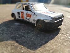 solido renault 5 turbo hot wheels matchbox diecast hotwheels 1/43