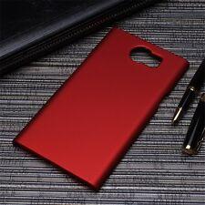 "Ultra Slim Frosted Matte Hard Plastic Phone Case Cover For BlackBerry Priv 5.4"""