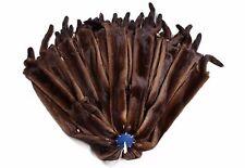 4949 Natural Glow Minks in brown Skins Fur | Naturelle Glow Nerzfelle in braun