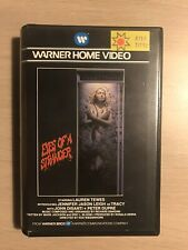 Eyes Of A Stranger Ex-Rental Big Box VHS Tape English dutch subs Warner Horror