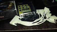SUNIX 8166 - Tarjeta PCI 32 bit 8 port RS-422/485 W/O