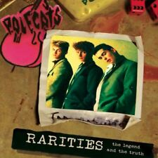 POLECATS : Rarities - The Legend & The Truth CD - rockabilly - NEW - Boz Boorer