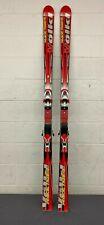 Volkl Race Tiger .06 180cm Giant Slalom Skis w/Marker COMP 14.0 Bindings LOOK