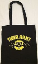 TIGER ARMY  Tote Bag  punk rock n roll psychobilly