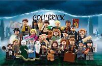Lego 71022 Harry Potter et les Animaux Fantastiques - Choisissez votre minifig -