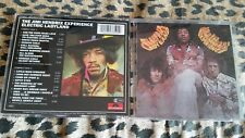 jimi hendrix electric ladyland 2cd Polydor made in Germania 8233592