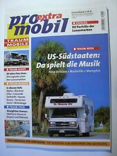 PRO MOBIL EXTRA TRAUMMOBILE 3-03+CLOU LINER+VARIO MOBIL+SCANIA+WINNEBAGO+HYMER