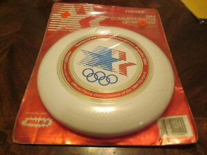1984 Olympics WHAM-O Frisbee No. 2042 - new in package