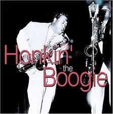 Honkin' the Boogie: Hal Singer, Joe Morris & Various Hot 40's & 50's Sax Hits